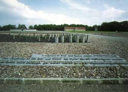 Roma and Sinti Memorial, Buchenwald