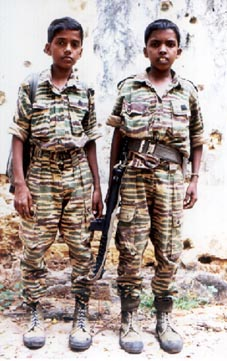 Tamil child soldiers (spur.asn.au)