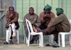 Asylum seekens in Israel