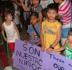1 200 children of migrants