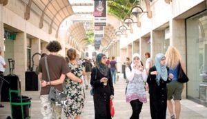Mamilla Mall Jerusalem