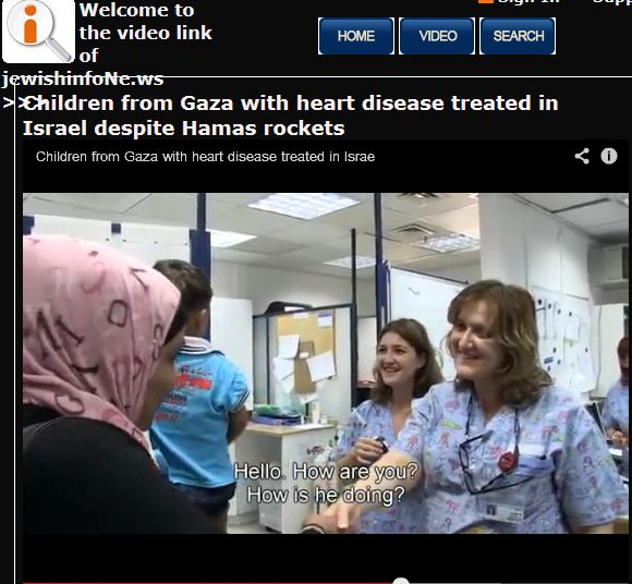 Children from Gaza with heart disease treated in Israel despite Hamas rockets