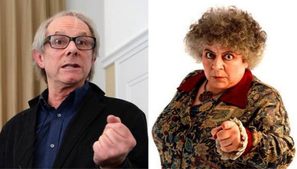 "Director Ken Loach (left) is the most prominent signatory of a letter to the UK's Guardian newspaper, calling for a boycott of the London Israeli Film and Television Festival. Actress Miriam Margolyes (right), another signatory, is best known for signing anti-Israel joint letters ""as a Jew."""