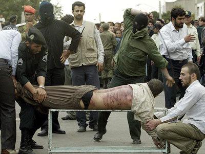 public-lashing-iran source freedom messenger