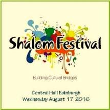 Shalom Festival Edinburgh rev